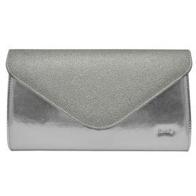 Rovicky elegantní kabelka EXTRA Stříbrná