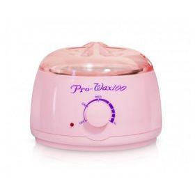 Pro Wax100 depilační ohřívač vosků 120W růžový