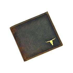 Wild pánská kožená peněženka BUFFALO Neo TAN