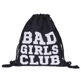 Plátěný vak s 3D potiskem Bad Girls Club