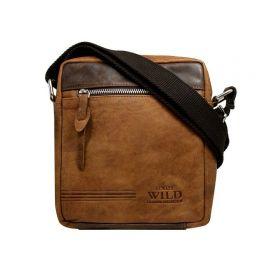 Always Wild pánská kožená taška Fabio