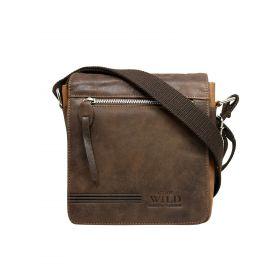 Always Wild pánská kožená taška Paolo