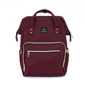 Himawari školní batoh nr12 Bordový