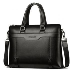 Weixier pánská taška Diplomatic DK15876 Černá