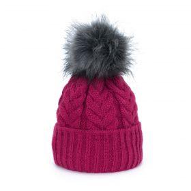 ArtOfPolo dámská zimní čepice Lea Malinová
