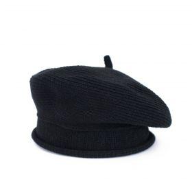 Dámský baret Candela Černý