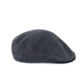 Pánská čepice bekovka Oliver Twist Šedá