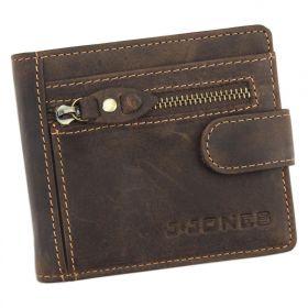 Jennifer Jones pánská kožená peněženka Dolarovka