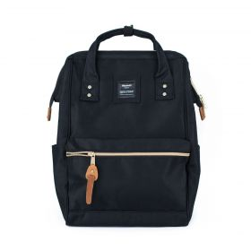 Himawari batoh USB port NR8 Černý