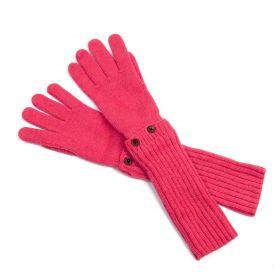 ArtOfPolo dlouhé rukavice Dublin Růžové