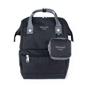 Himawari batoh NR17 Travel Černý šedý