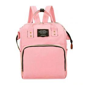 Městký batoh Mummy on Trip Růžový