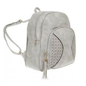 Dámský batůžek Lisa šedý
