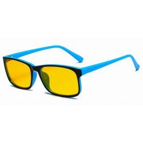 Brýle s filtrem modrého světla bez dioptrii KWE13- Modré