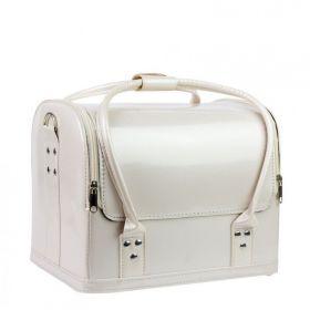 Luxusní taška pro kosmetiku MODEL 01 Perleťový