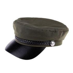 Dámská Čepice kapitánka Zelená