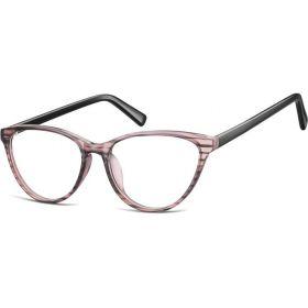 Dámské nedioptrické brýle CAT GIRL Růžové