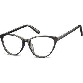 Dámské nedioptrické brýle CAT GIRL Černé