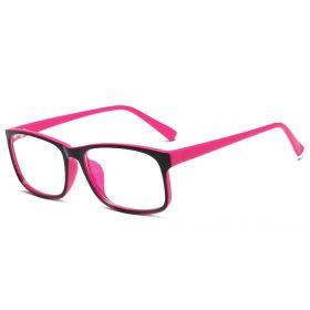 Brýle blokující modré světlo na počítač C8012 Růžové