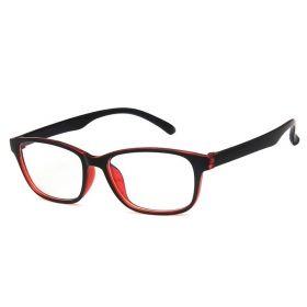 Brýle blokující modré světlo bez dioptrii Manager Červené