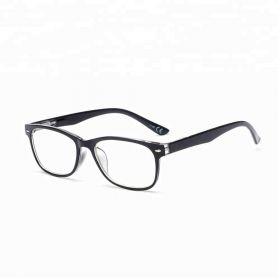 Brýle blokující modré světlo bez dioptrii Smarter Černé