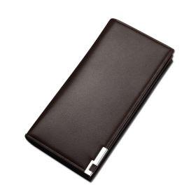 Pánská elegantní peněženka Xavier - Hnědá