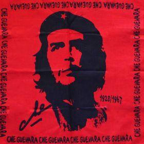 Bavlněný šátek Che Guevara