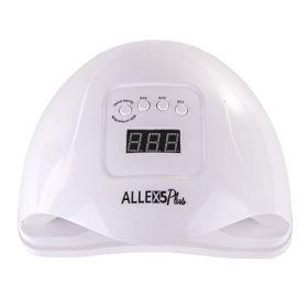 ALLE X5 PLUS UV led lampa na nehty 120W Bílá