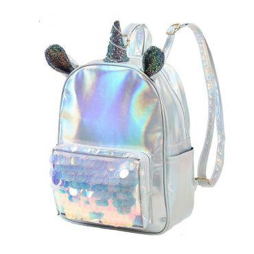 Dívčí Holografický batůžek Unicorn