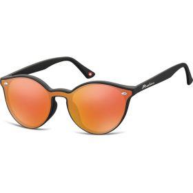 Montana dámské sluneční brýle Oranžové zrcadlovky MS46E