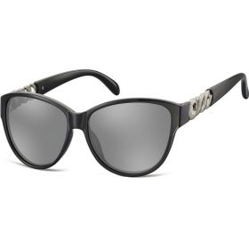 Montana dámské sluneční brýle Silver Chain Zrcadlovky MS150A