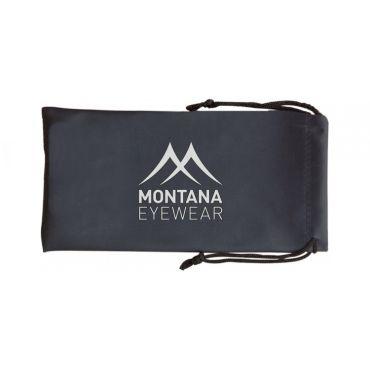 Montana sluneční brýle Wayfarer černé zrcadlové MS10C