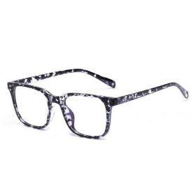 Brýle blokující modré světlo pro hráče - Černé žíhané