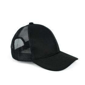 Fashionable Unisex kšiltovka Černá