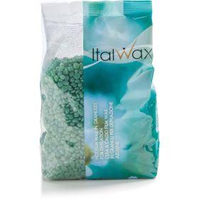 Italwax tvrdý depilační vosk AZULEN 1KG
