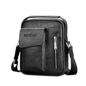 MUGAR pánská taška přes rameno Černá Small