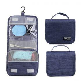 Travel organizér Toaletní taška Modrá