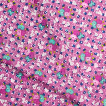 Dámský šátek Meadow Růžový