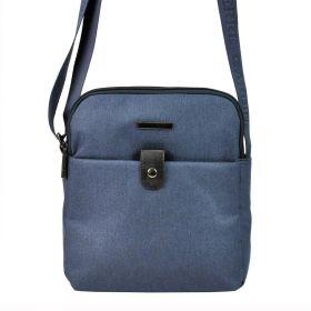 Pierre Cardin pánská taška přes rameno JEROME Modrá
