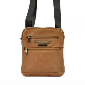 Pierre Cardin pánská taška přes rameno RENE Camel