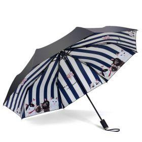 Dámský skládací deštník Kočičí svět