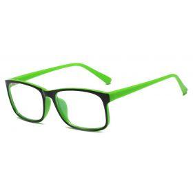 Brýle blokující modré světlo na počítač C8012 Zelené