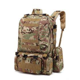 Outdoor military batoh 50L Kamufláž