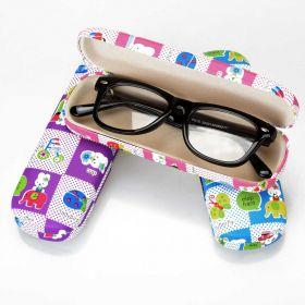 Dětské kovové pouzdro na brýle Bunny 3 barvy