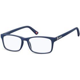 Dioptrické brýle na počítač Anti Blue MX73B Modré