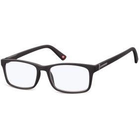 Dioptrické brýle na počítač Anti Blue MX73 černé