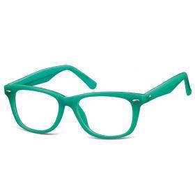 Dětské brýle bez dioptrii Wayfarer - Zelené