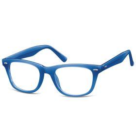 Dětské brýle bez dioptrii Wayfarer - Tmavě modré