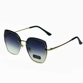 COTE Exclusive dámské sluneční brýle Square kouřové
