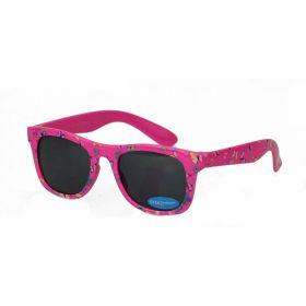 Dino Junior sluneční brýle Wayfarer Růžový motýlci
